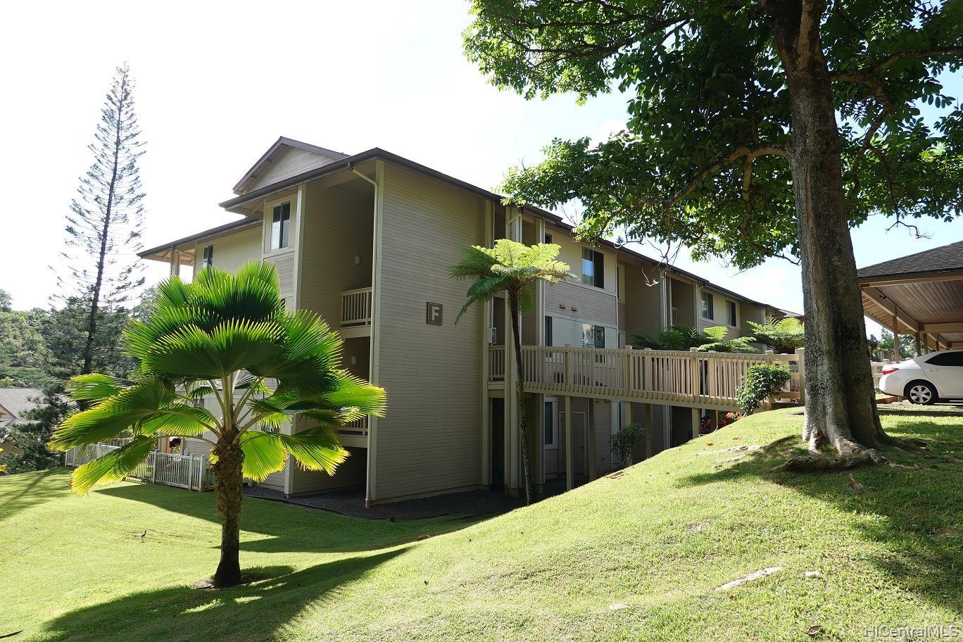 Associa townhouse # F303, Mililani, Hawaii - photo 1 of 25
