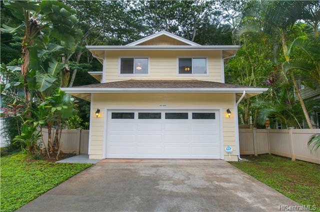 95 999 Wikao St Mililani Hi 96789 725k Home Sold Launani Valley