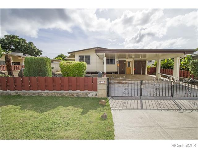 98-057  Lii Ipo St Waimalu, Aiea home - photo 1 of 17