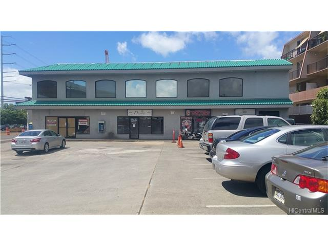 98-064 Kamehameha Hwy Aiea Oahu commercial real estate photo1 of 3