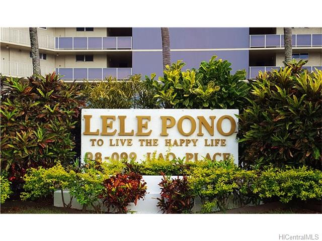 Lele Pono condo #1102, Aiea, Hawaii - photo 1 of 24