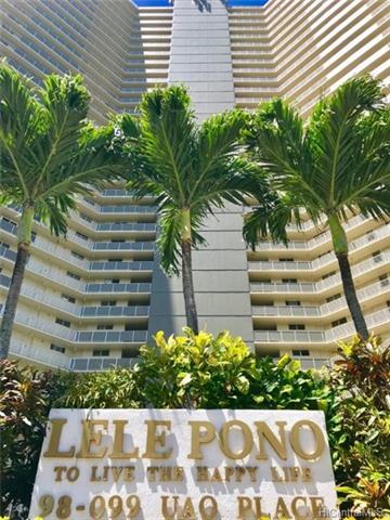 Lele Pono condo #1704, Aiea, Hawaii - photo 1 of 25