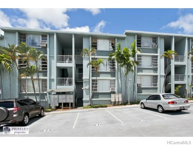 Pearl Ridge Gdns & Twr condo #5-106, Aiea, Hawaii - photo 1 of 11