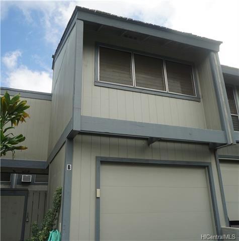 Newtown Estates townhouse # B, Aiea, Hawaii - photo 2 of 15