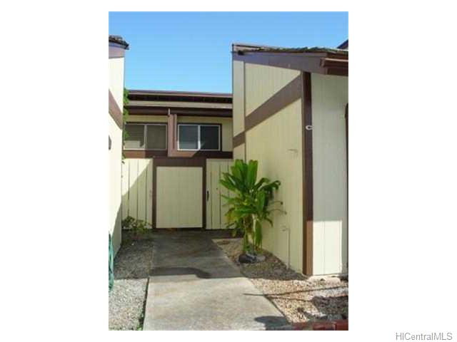 Hillside Terrace 2 condo #119, Aiea, Hawaii - photo 1 of 10