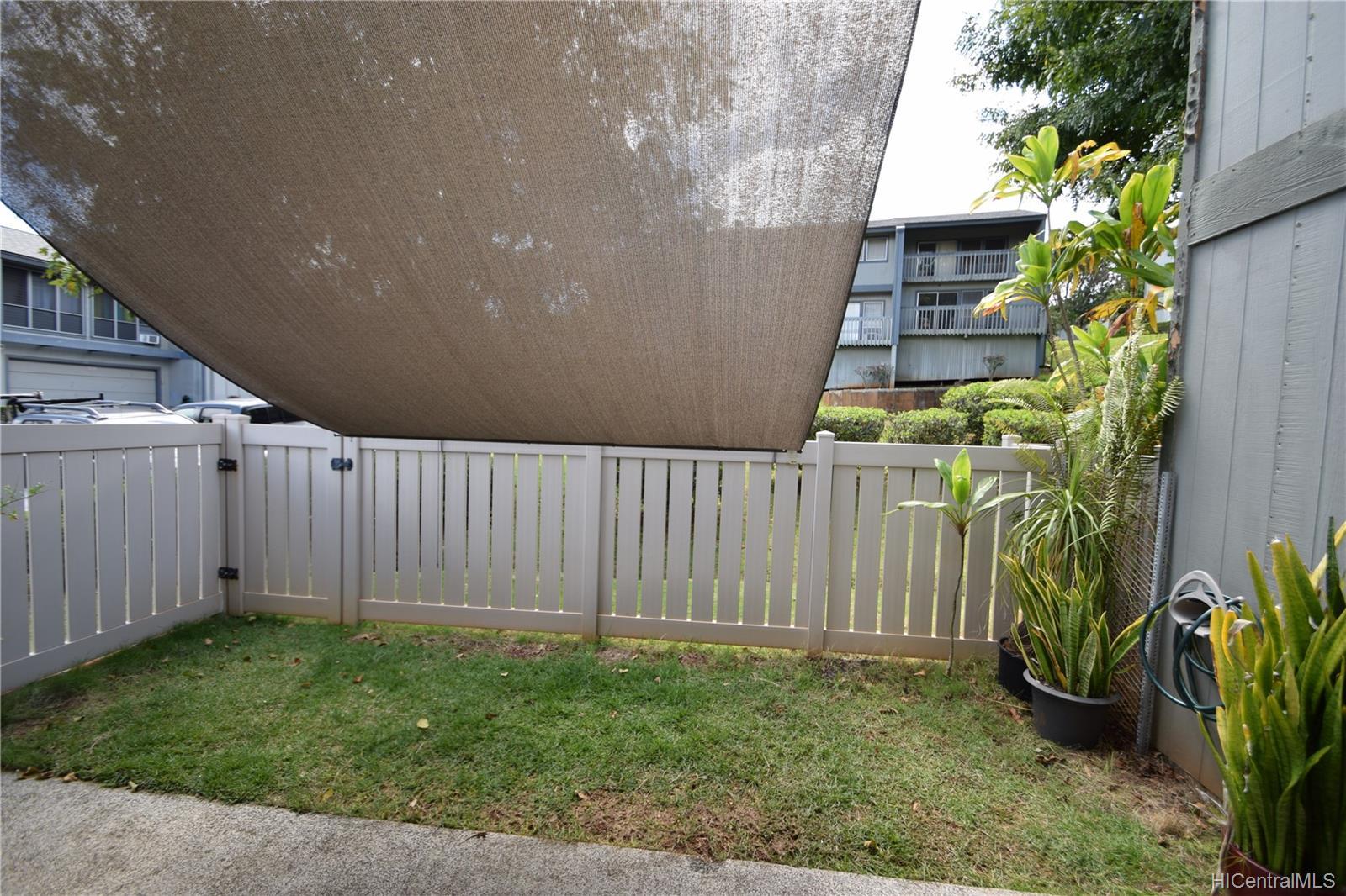 Newtown Estates townhouse # A, Aiea, Hawaii - photo 24 of 24