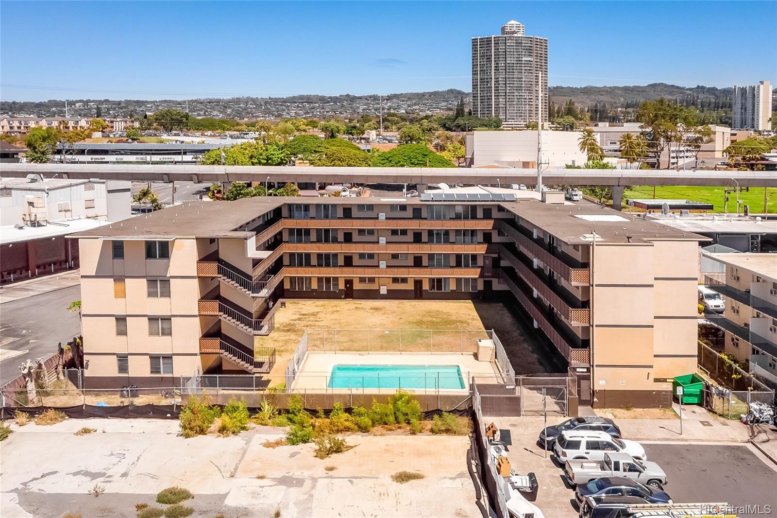 Pearl Manor Apts condo # 410, Aiea, Hawaii - photo 11 of 22