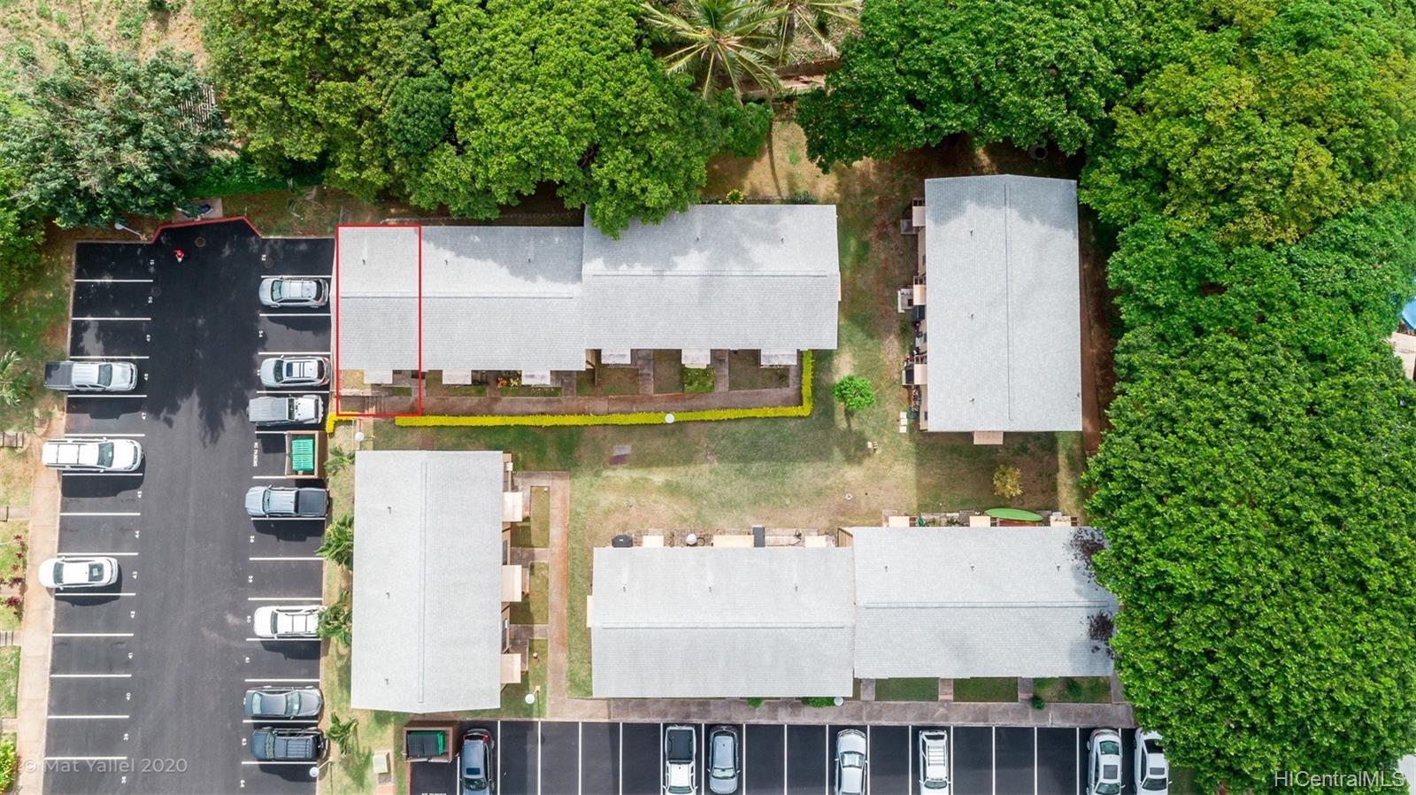 98-1269 A Hoohiki Place townhouse # 49, Pearl City, Hawaii - photo 22 of 25