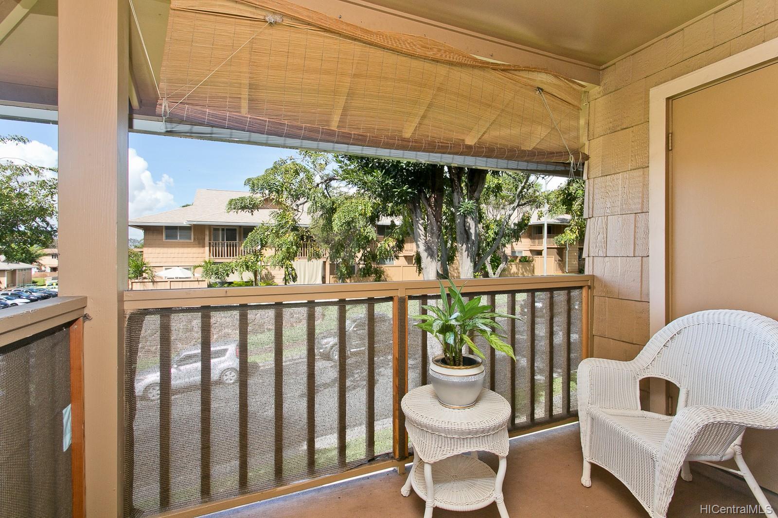 98-1369 Koaheahe Place townhouse # 9/88, Pearl City, Hawaii - photo 16 of 17