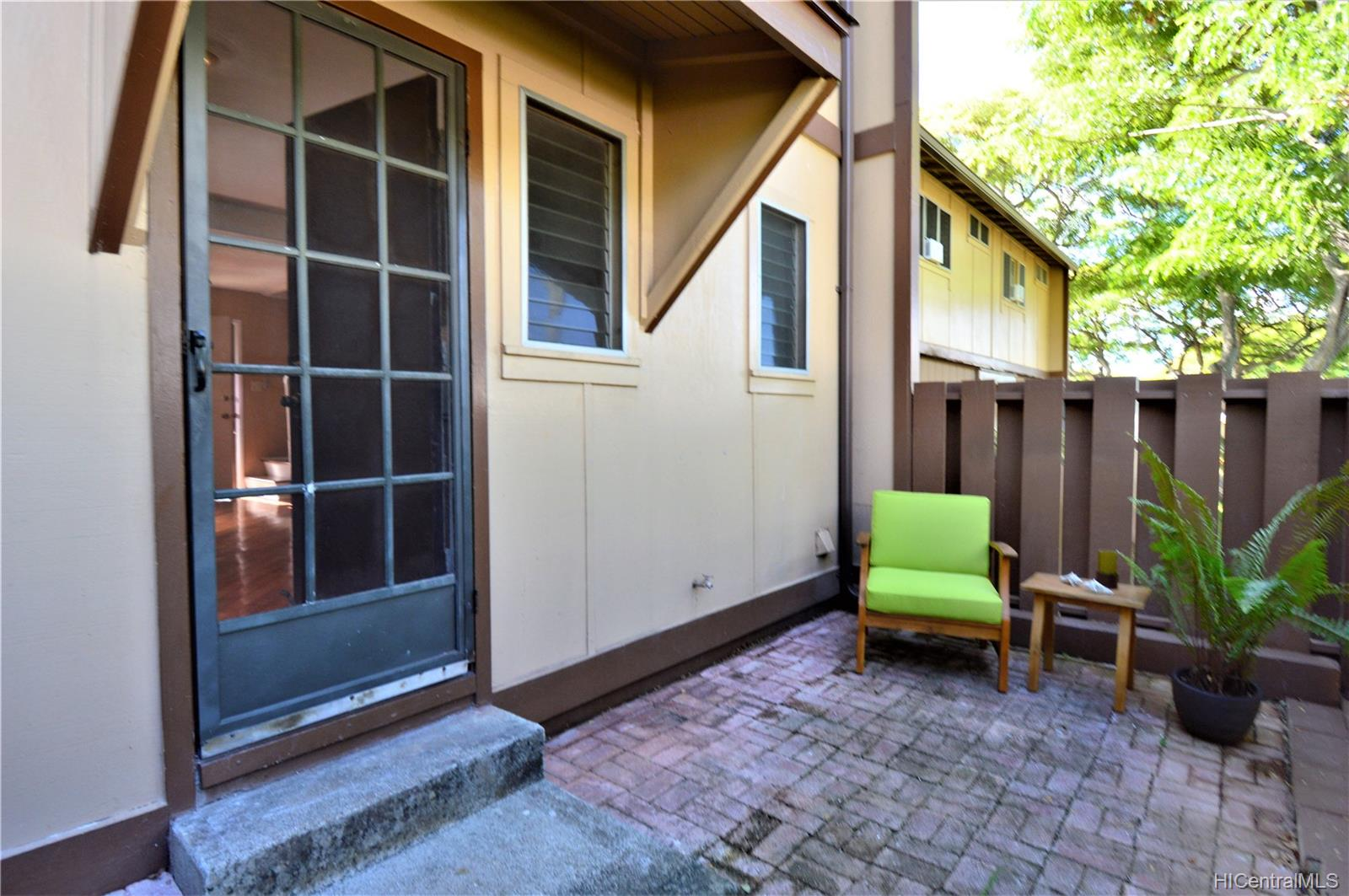 98-1397 Hinu Place townhouse # D, Pearl City, Hawaii - photo 20 of 25