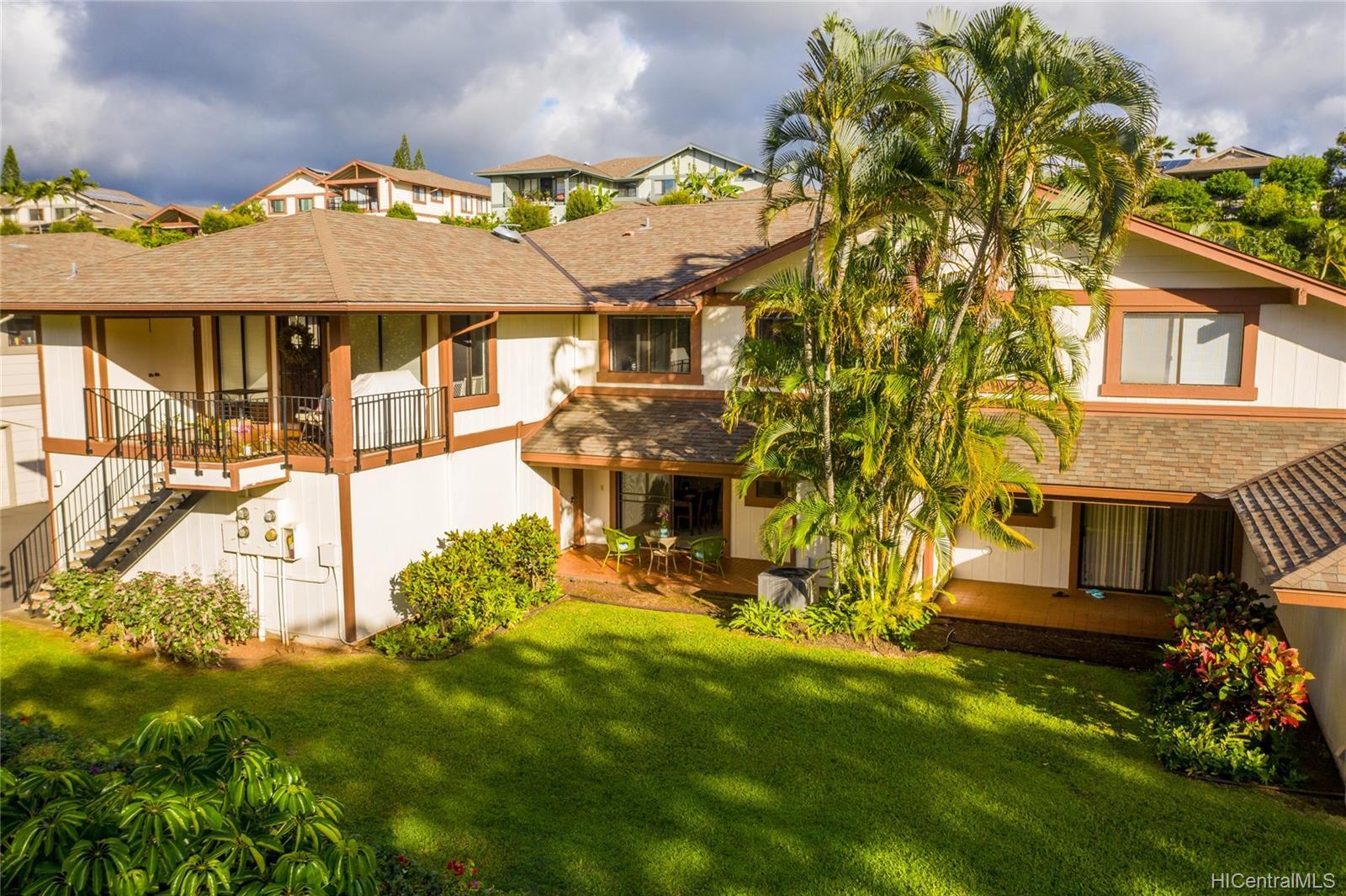 98-1754 Kaahumanu Street townhouse # C, Pearl City, Hawaii - photo 21 of 25