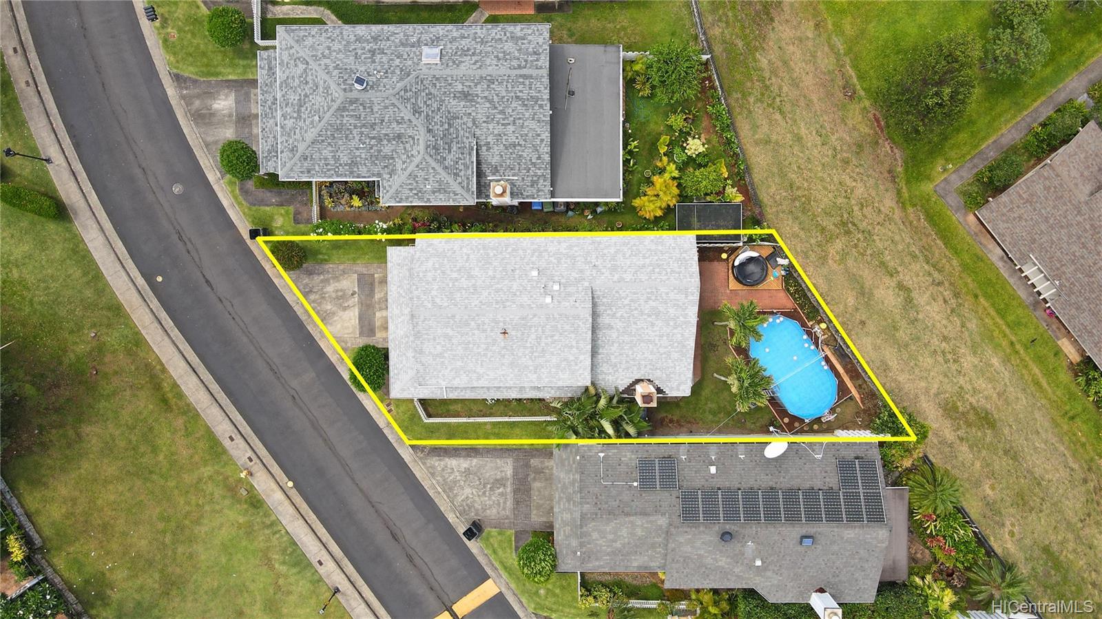 98-1810C  Kaahumanu Street Wailuna, PearlCity home - photo 19 of 21