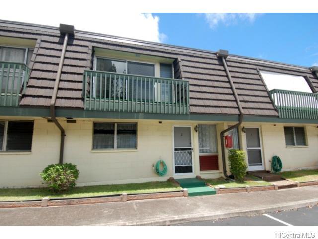 Pacific Village condo #I2, Aiea, Hawaii - photo 1 of 24