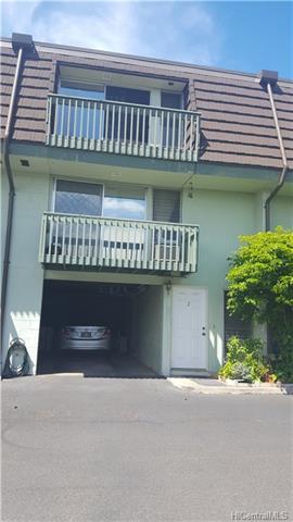 Pacific Village condo #H2, Aiea, Hawaii - photo 1 of 11