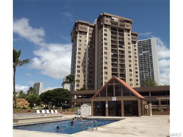 Park At Pearlridge condo # C-1205, Aiea, Hawaii - photo 20 of 22