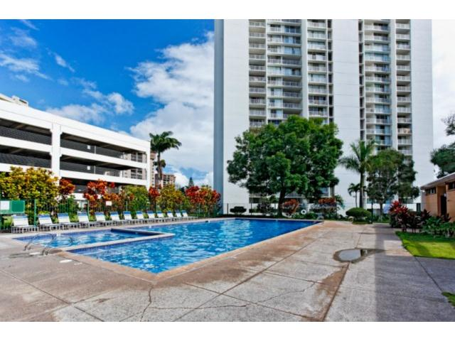 Pearl 2 condo #9C, Aiea, Hawaii - photo 1 of 19