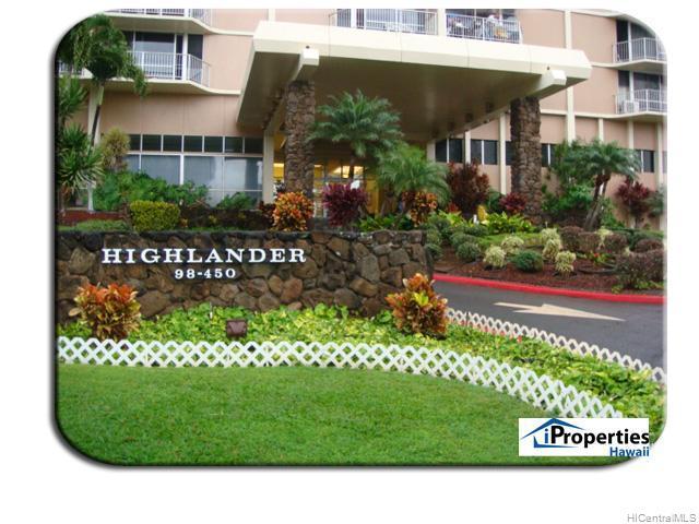 Highlander condo #1002, Aiea, Hawaii - photo 1 of 11