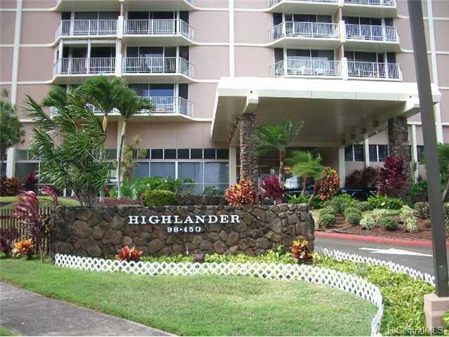 Highlander condo #1010, Aiea, Hawaii - photo 1 of 10