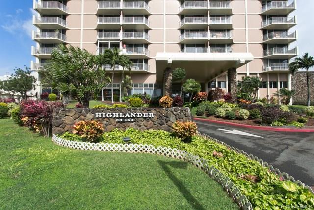 Highlander condo #1012, Aiea, Hawaii - photo 1 of 15