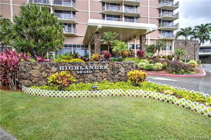 Highlander condo # 1509, Aiea, Hawaii - photo 3 of 22