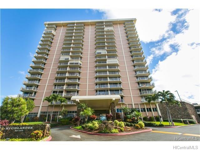 Highlander condo #206, Aiea, Hawaii - photo 1 of 1