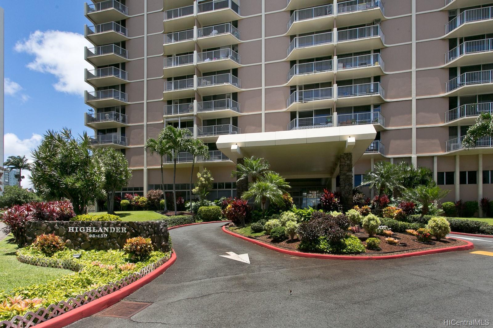 Highlander condo # 209, Aiea, Hawaii - photo 18 of 18