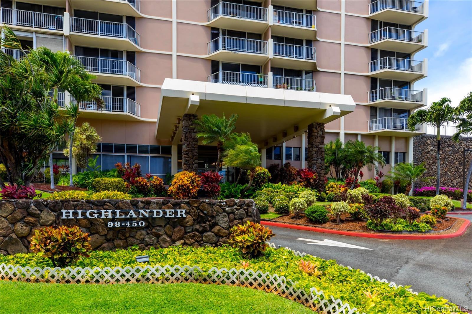 Highlander condo # 407, Aiea, Hawaii - photo 11 of 17