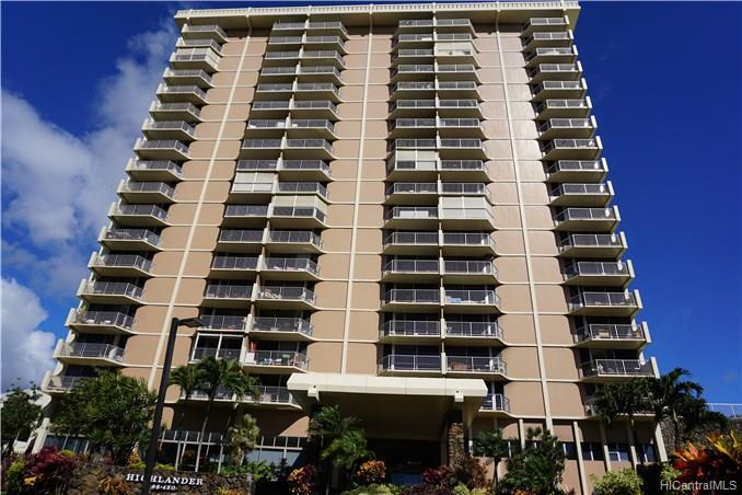 Highlander condo #511, Aiea, Hawaii - photo 1 of 12