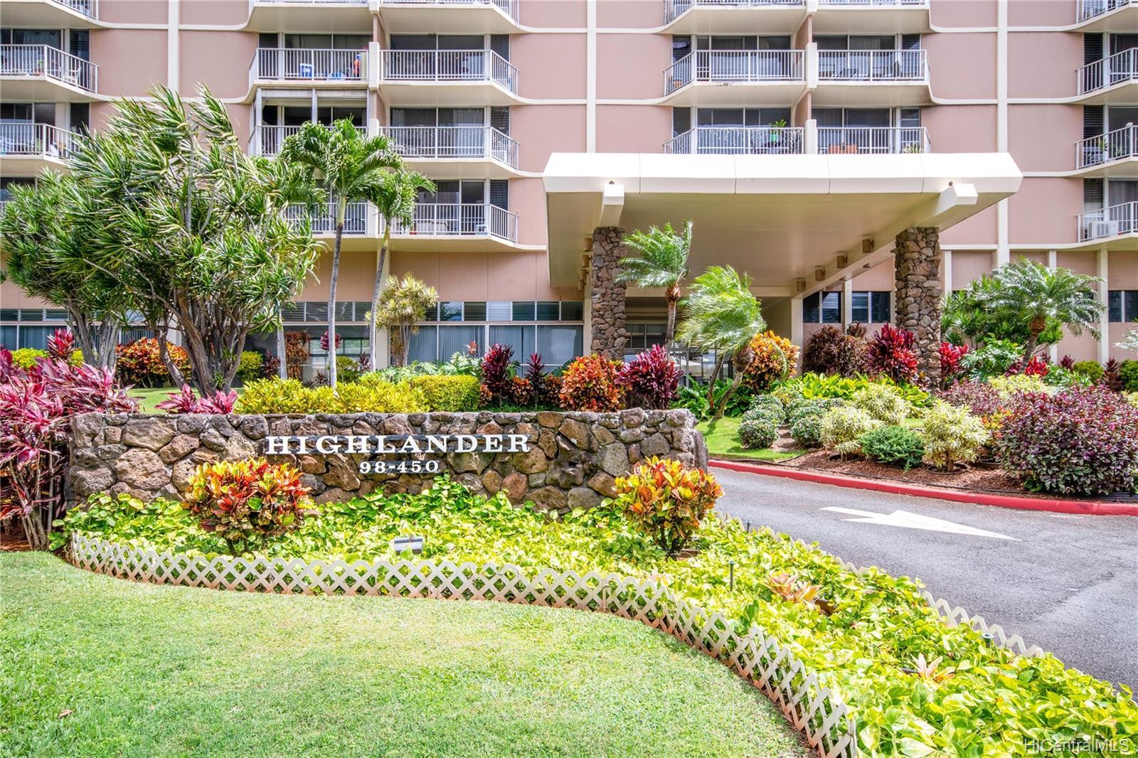 Highlander condo # 709, Aiea, Hawaii - photo 19 of 19