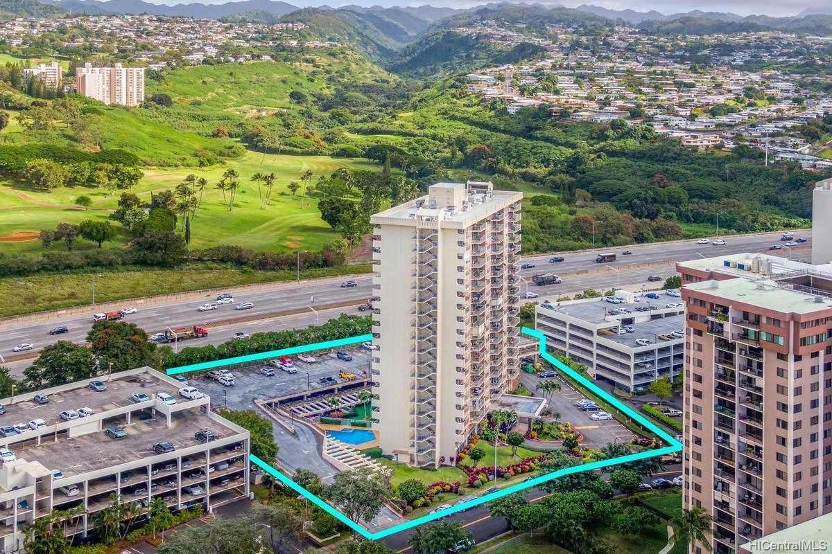 Highlander condo # 810, Aiea, Hawaii - photo 17 of 22
