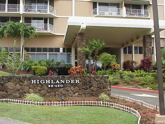Highlander condo # 909, Aiea, Hawaii - photo 1 of 10
