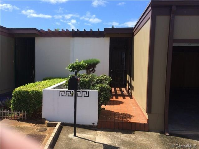 98-614 Holopuni St Newtown, Aiea home - photo 1 of 14