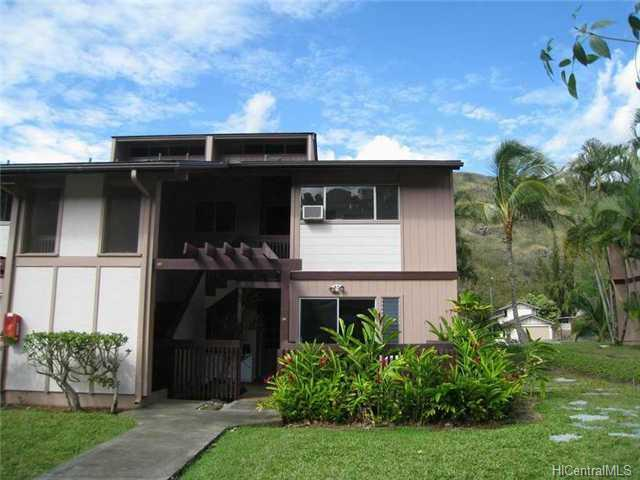 Newtown Meadows condo #2F2, Aiea, Hawaii - photo 1 of 3