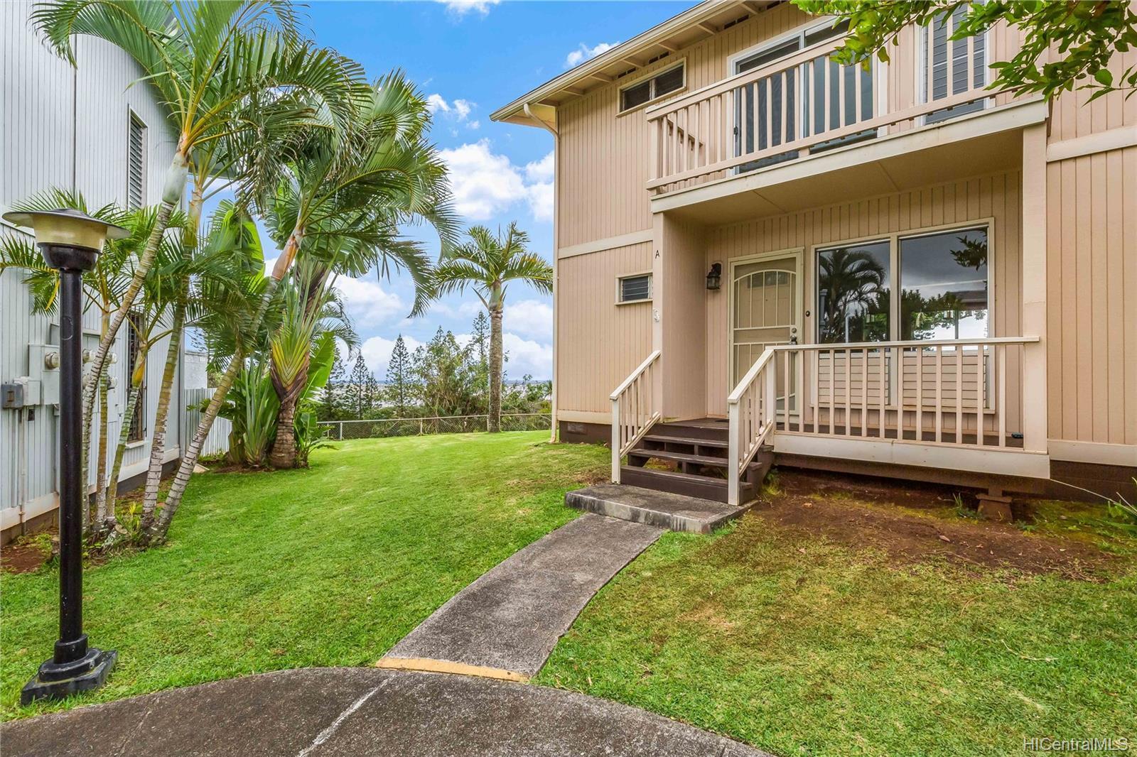 98-867 Kaonohi Street townhouse # A, Aiea, Hawaii - photo 0 of 25