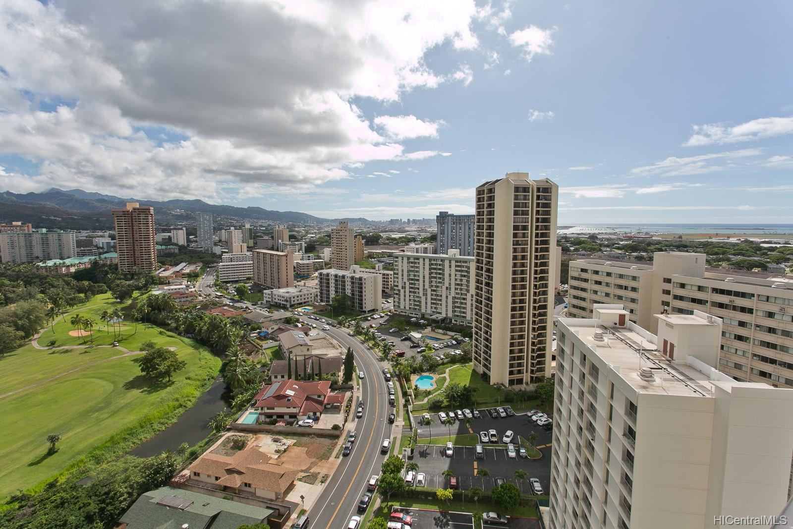 Franklin Towers condo # 24B, Honolulu, Hawaii - photo 15 of 22