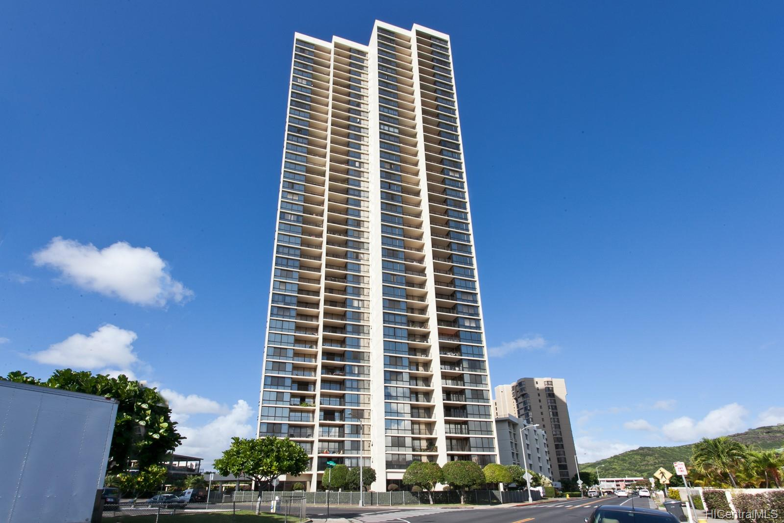 Franklin Towers condo # 24B, Honolulu, Hawaii - photo 21 of 22