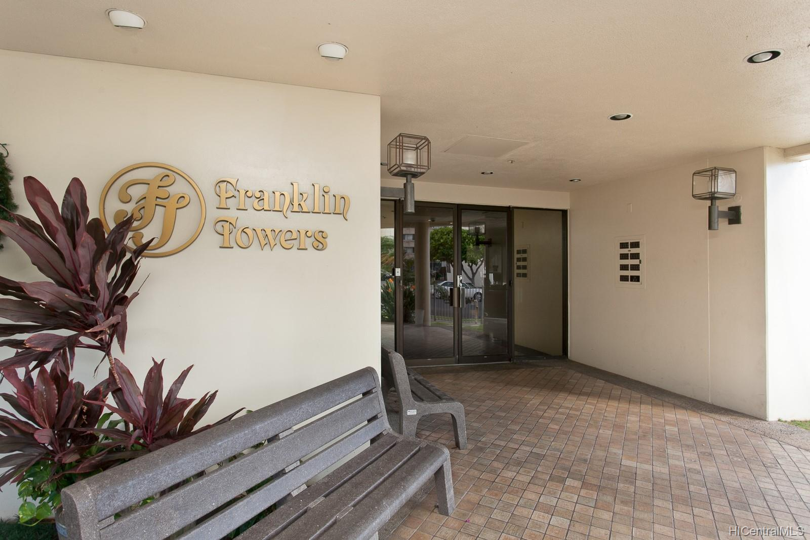 Franklin Towers condo # 24B, Honolulu, Hawaii - photo 22 of 22