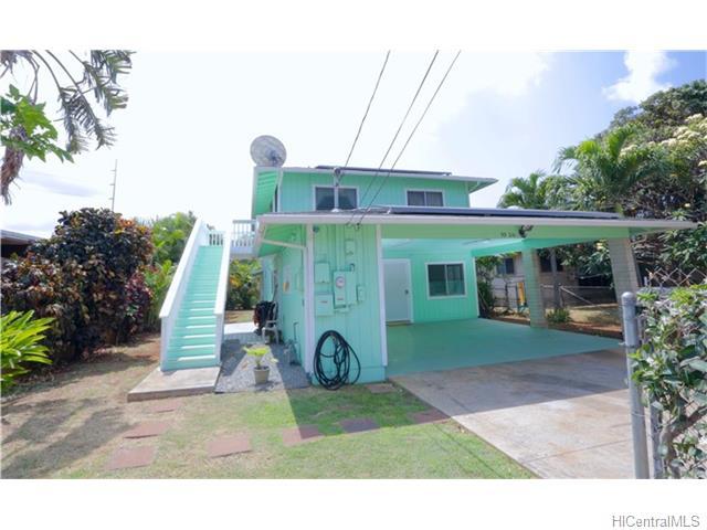 99-241 Ohialomi Pl Halawa, Aiea home - photo 1 of 18