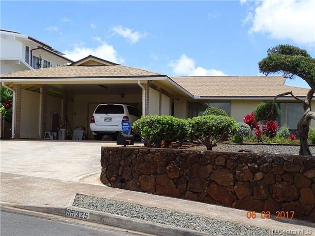 99-335  Kulawea Pl Aiea Heights, Aiea home - photo 1 of 24