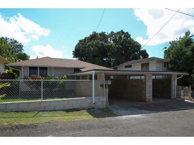 99-381  Uwau Dr Aiea Heights, Aiea home - photo 1 of 17