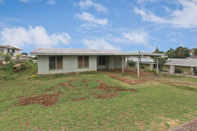 99-523  Hokea St Halawa, Aiea home - photo 1 of 10