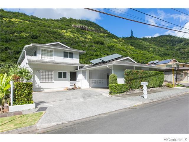 Moanalua Valley, Honolulu home - photo 0 of 25