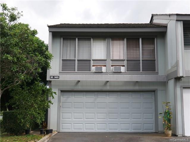 Hillside Terrace 3 condo #, Aiea, Hawaii - photo 1 of 10
