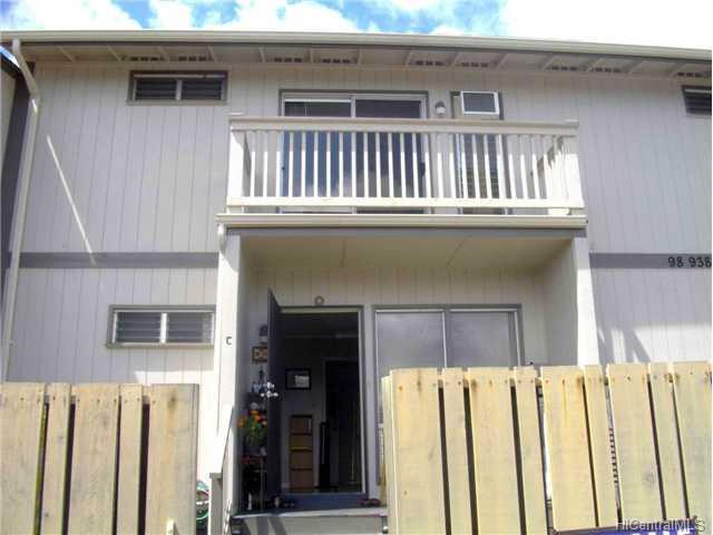 Ridgeway B2 condo #, Aiea, Hawaii - photo 1 of 9