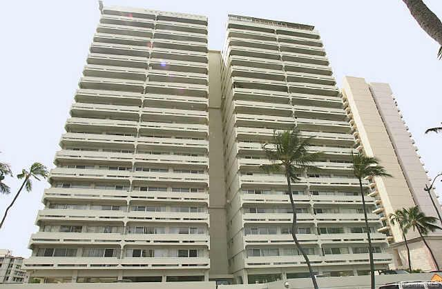 Twin Towers The condo MLS 2415339