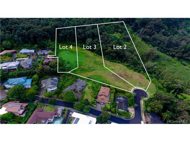 Lot 4 Kamaaina Pl Honolulu, Hi 96817 vacant land - photo 1 of 4