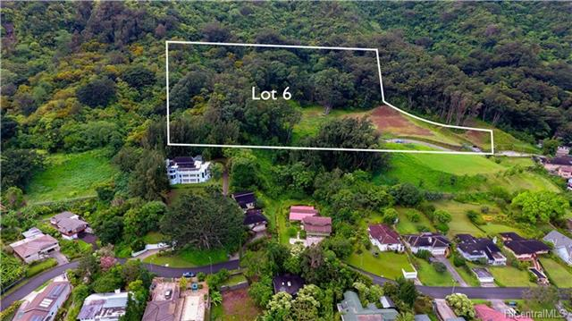 Lot 6 Kamaaina Dr Honolulu, Hi 96817 vacant land - photo 1 of 3