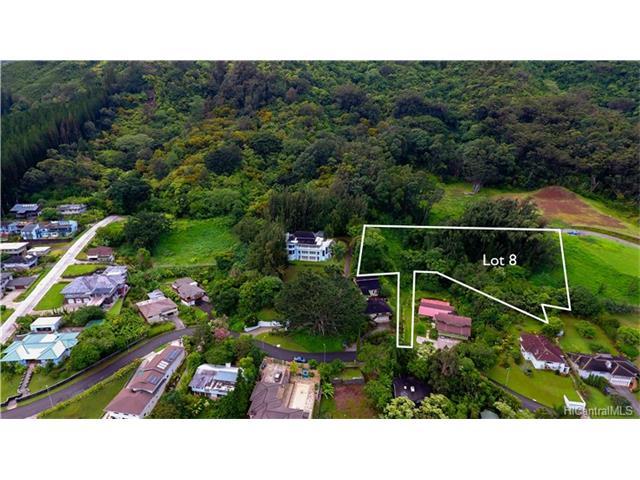 Lot 8 Kamaaina Dr Honolulu, Hi 96817 vacant land - photo 1 of 3