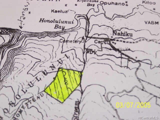 0 Nahiku Rd , Hi 96708 vacant land - photo 1 of 10