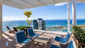 Ae'o condo # 2813, Honolulu, Hawaii - photo 1 of 25